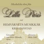 CD Hemvärnets Musikkår Kristianstad 2014.